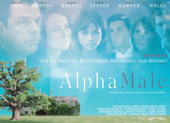 Alpha Male Poster Large