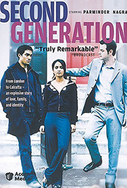 Second Generation TV Poster