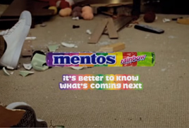 Link to Mentos Page