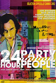 24 Link to 24 Hour Party People Page