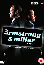 Link to The Armstrong and Miller Show Page